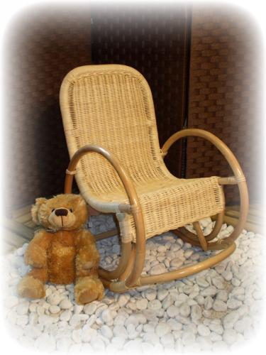vannerie enfants rocking chair enfant 1798 en rotin rotin degroote. Black Bedroom Furniture Sets. Home Design Ideas