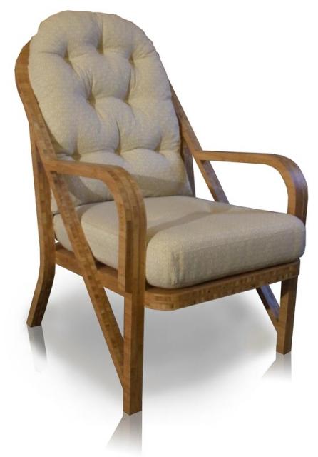 mobilier en bambou salons fauteuil sindora nouveau fauteuil en - Fauteuil Bambou