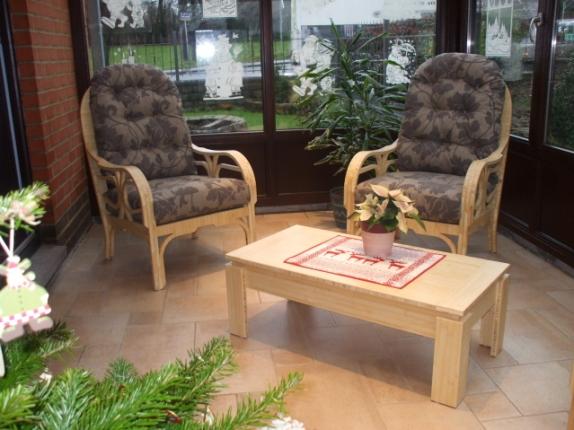 Salon de jardin chez alinea for Alinea jardin mobilier